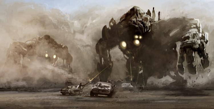 sandStormBot by lruss6