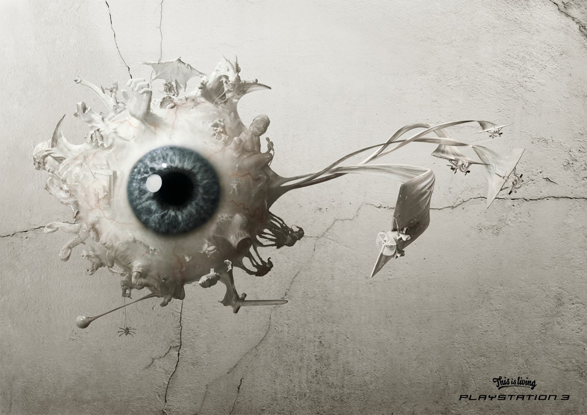 Playstation 3 Eye Toy by Xlisjen