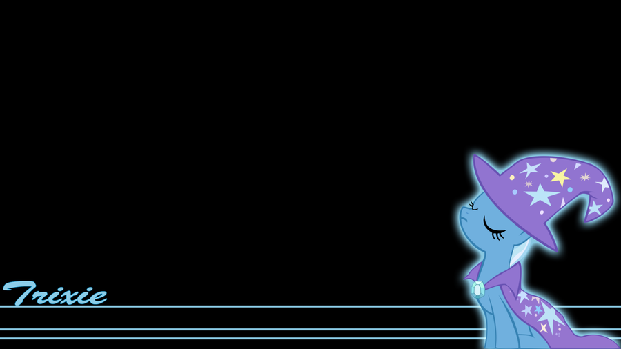 Trixie lines by Stupi912