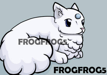 Antarctic Kitty
