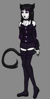 [HW][OC] Cicalesa the Catgirl