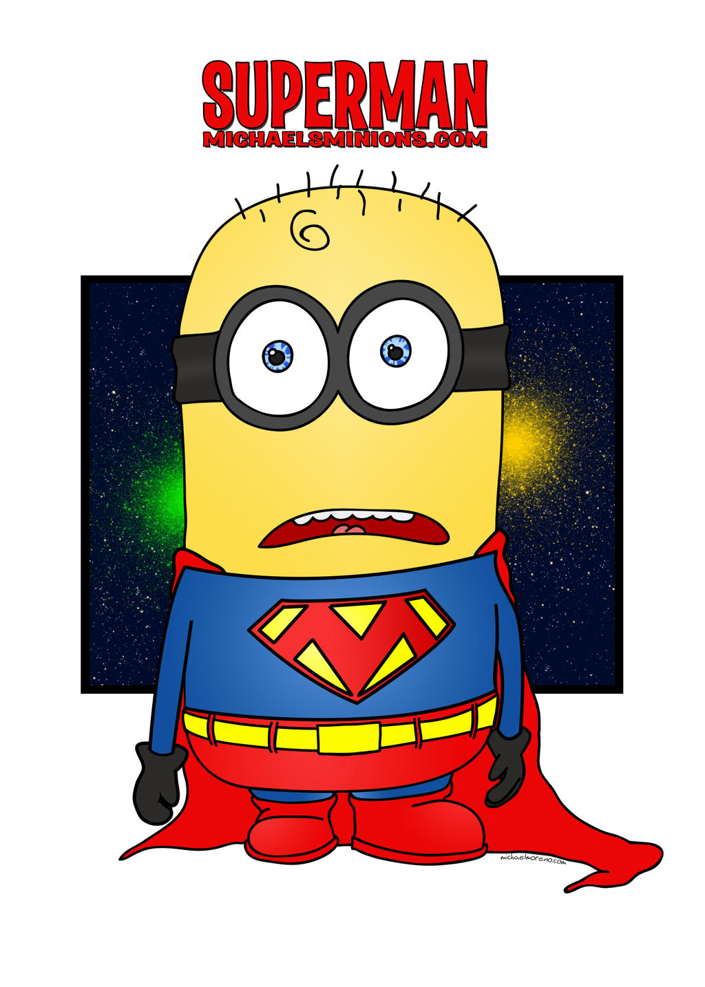 Minion Superman Superman Minion by