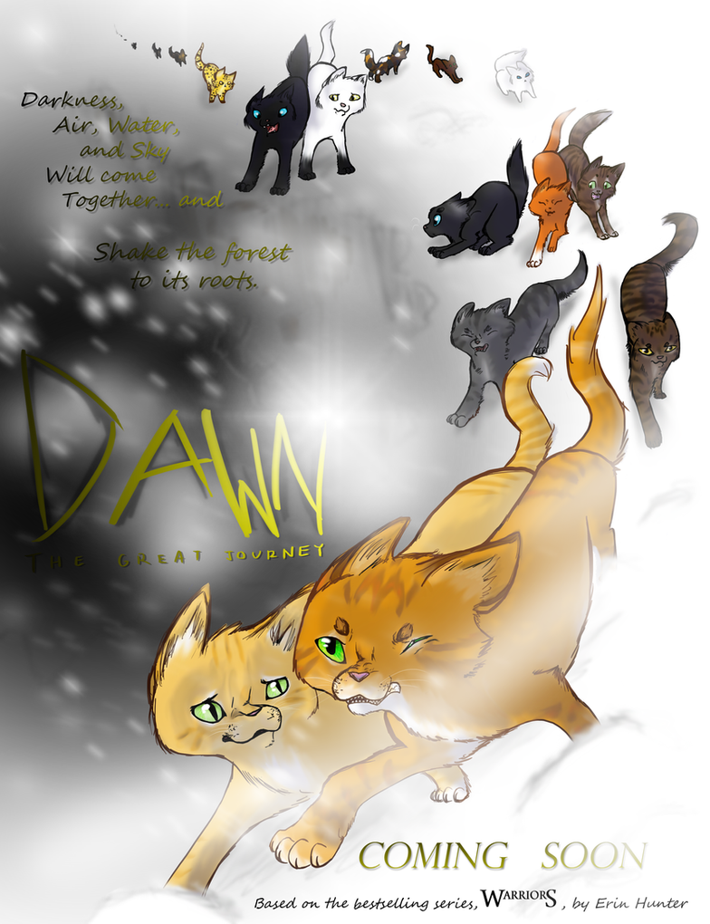 Dawn Movie Poster by chameleocoonJ