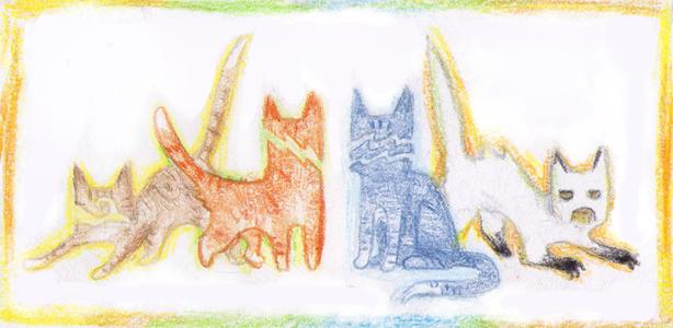 Clan Symbols by chameleocoonJ