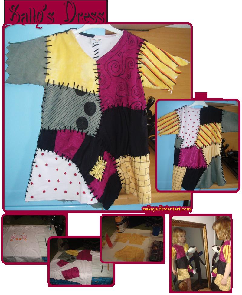 ::TNBC:: Sally's Dress. by NaKaya