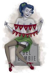 ::Gift:: Del Zombie 2016.