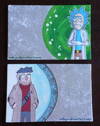 ::Gift:: Science Grandpas.