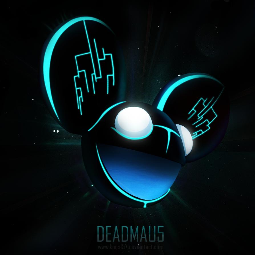 Tron Deadmau5 by Kons157