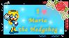 I love Maria the Hedgehog by mymolly123