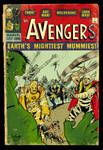 Avenger Mummies