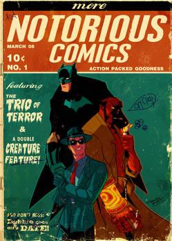 The Trio of Terror