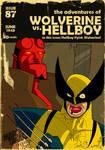 Hellboy vs Wolverine
