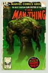 Man-Thing Comic