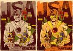 JSA Homage - Colors