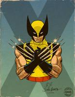 Romita Wolverine by MattKaufenberg