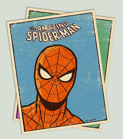 Daily Bugle Spider-Man by MattKaufenberg