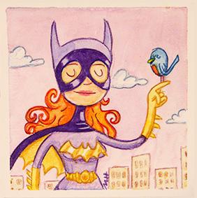 Batgirl Commission
