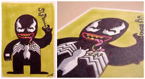 Venom Card Commission
