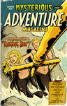 Mysterious Adventure Issue 4