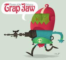 Trap Jaw by MattKaufenberg