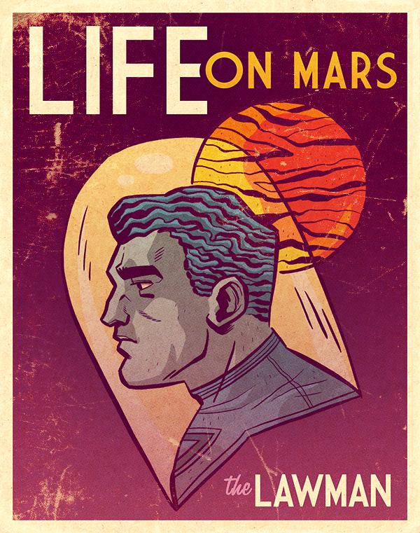 Life on Mars by MattKaufenberg