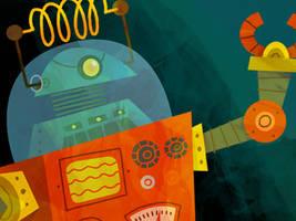 Robot Design by MattKaufenberg