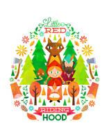 Little Red Riding Hood by MattKaufenberg