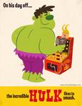 Hulk's Day Off