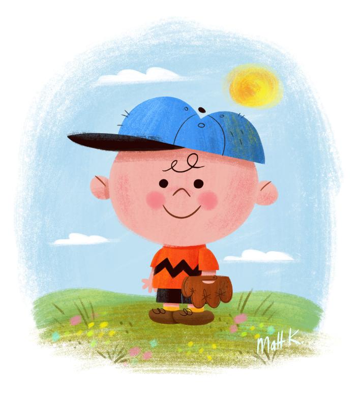 Charlie Brown by MattKaufenberg