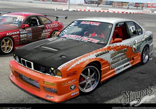 _BMW E34 Drifter Style_