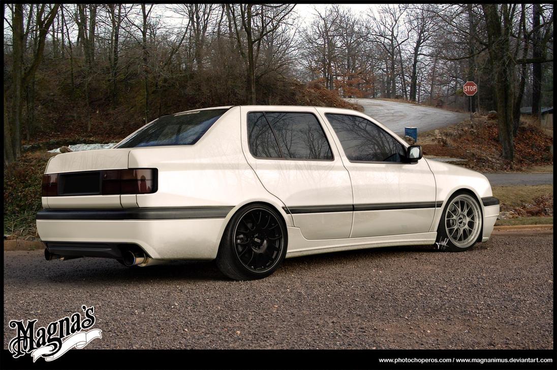 _Volkswagen Vento_ by magnanimus