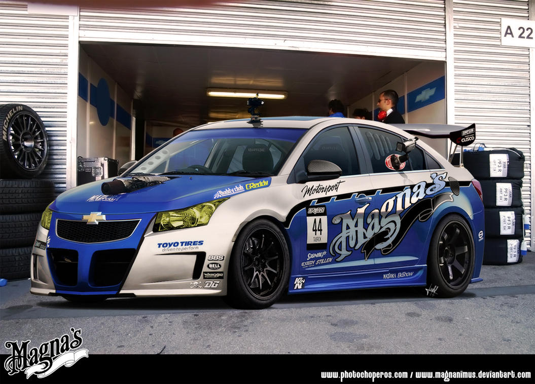_Chevrolet Cruze Racing Style_ by magnanimus on DeviantArt