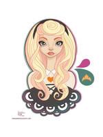 Princess Aurora by MeoMai