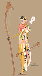 Inspiration = Grasshopper by MeoMai