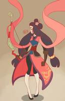 Mulan by MeoMai