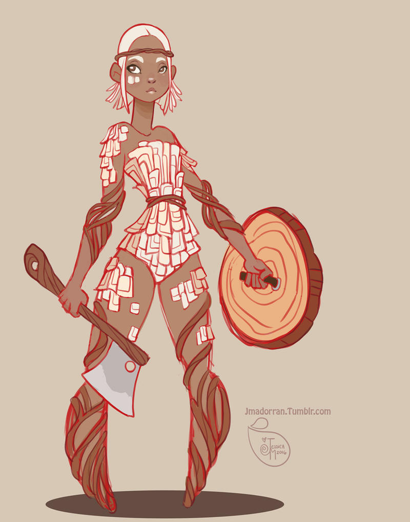 Disney Princess Character Design : Character design bark by meomai on deviantart