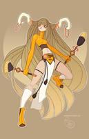 Character Design  - Taurus by MeoMai