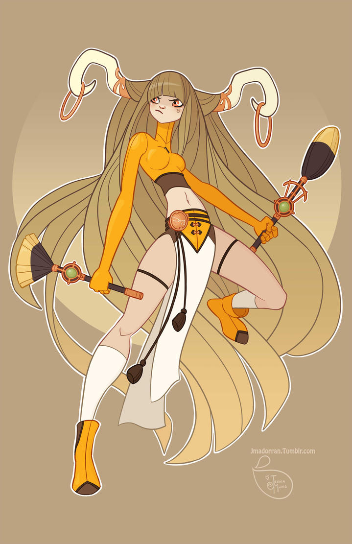 The Art Of Character Design Volume I : Character design taurus by meomai on deviantart