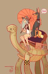 Character Design - Explorer