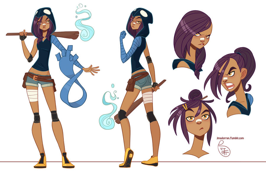 Deviantart Character Design Commission : Commission kokiko by meomai on deviantart