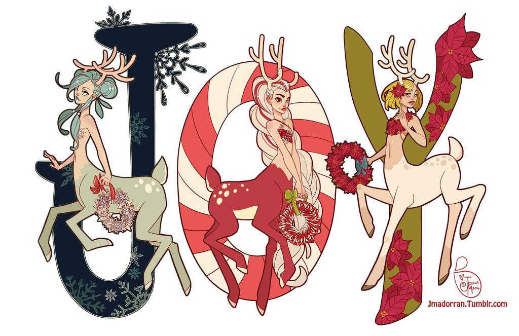 Christmas Card Design 2016 by MeoMai