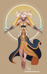 Commission - Elara by MeoMai
