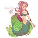 Character Design - Mermay 04