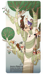 Tree Lady - Year of the Dog