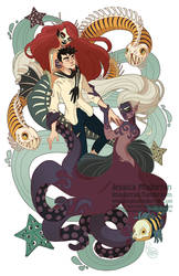 Twisted Story - Little Mermaid