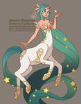 Character Design Redesign - Star Centaur