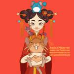 Character Design - Marill, Rattata, Raticate
