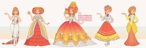 Patreon - Character Fashion Exploration