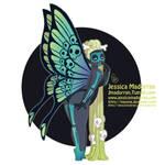 Patreon - Drawlloween 2020 - Skull Fairy