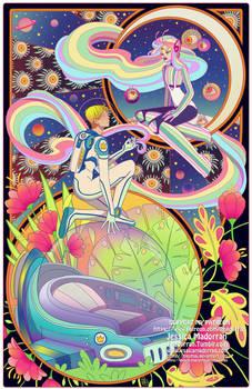 Patreon - July 2021 -Illustration-Twisted Rapunzel